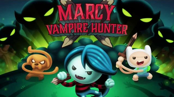 Marcy the Vampire Hunter TV Spot, 'Play Now'