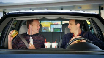Sonic Drive-In TV Spot, 'Half-Price Cheeseburgers UnTurkey Day: Carving' - 898 commercial airings