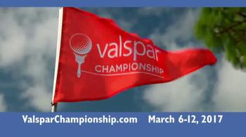 2017 Valspar Championship TV Spot, 'Birdies, Bites, Beats' Ft. Toby Keith