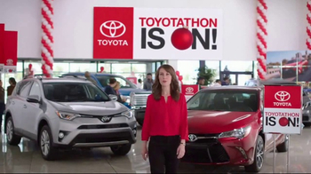 Toyota Toyotathon TV Spot, 'Final Days: RAV4' - 18 commercial airings