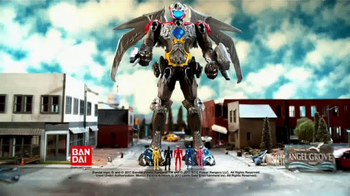 Power Rangers Movie Interactive Megazord TV Spot, 'Stand Together'