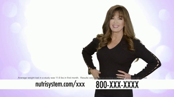 Nutrisystem Lean13 TV Spot, \'Sell It\' Featuring Marie Osmond