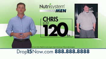 Nutrisystem for Men TV Spot, \'Today\'s the Day\'