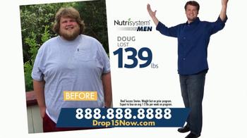 Nutrisystem for Men TV Spot, 'Testosterone'