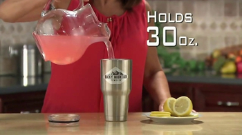 Rocky Mountain Tumbler TV Spot, 'Keeps Your Drinks Cold' - Thumbnail 4