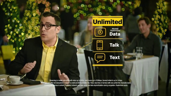 Sprint TV Spot, 'Crazy Unlimited Plan With iPhone'