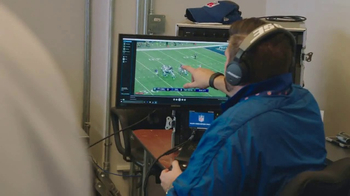 NFL TV Spot, 'Future of Football: Eye in the Sky'