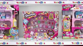 Toys R Us TV Spot, 'Shopkins Spoiler Alert'