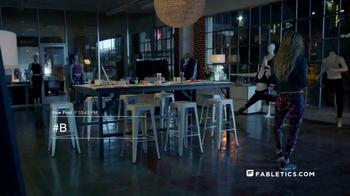 Fabletics.com TV Spot, '#BestLeggingsEver' Featuring Kate Hudson