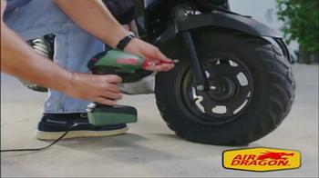 Air Dragon TV Spot, 'Portable Air Compressor' - Thumbnail 5