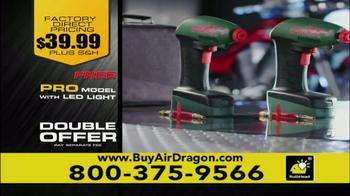 Air Dragon TV Spot, 'Portable Air Compressor' - Thumbnail 9