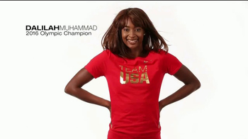 Team USA Shop TV Spot, 'Support Olympic and Paralympic Athletes'