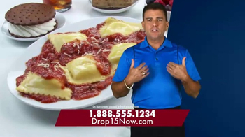 Nutrisystem for Men TV Spot, 'FOX: Put Down the Pie'