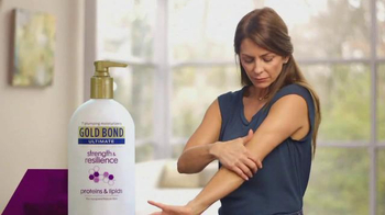 Gold Bond Ultimate Strength & Resilience TV Spot, 'Bring Skin Back to Life'