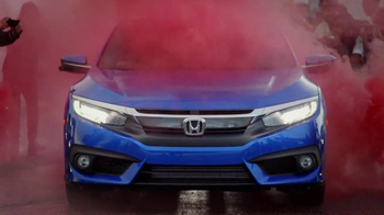 Honda Civic Commercial >> 2016 Honda Civic Tv Commercial Another Milestone Ispot Tv