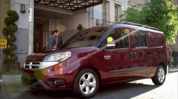 Ram Commercial Van Season TV Spot, '2015 ProMaster City'