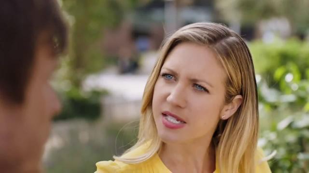 lipton sparkling ice tea tv commercial   u0026 39 lost and found u0026 39  featuring brittany snow