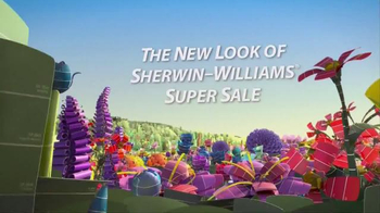 The New Look of Sherwin-Williams Super Sale: Paints and Stains thumbnail