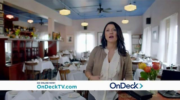 OnDeck TV Spot, 'Lluvia's Small Business'