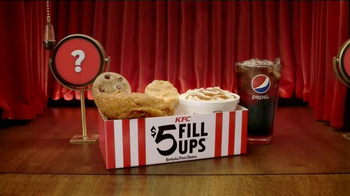 KFC $5 Fill Ups TV Spot, 'Prizes'