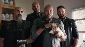 Bravecto TV Spot, 'Biker Gang' - 12293 commercial airings