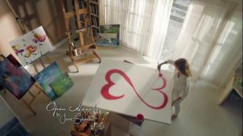 Kay Jewelers Open Hearts TV Spot, 'A Universal Symbol' Feat. Jane Seymour