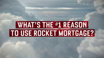 Quicken Loans Rocket Mortgage TV Spot, \'FAQ: Best Reason\'