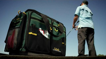 Cabela's Advanced Anglers Tackle Bag TV Spot, 'Bring It All'