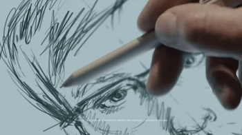 Microsoft Surface Pro 4 TV Spot, 'La artista forense' [Spanish]