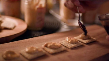Triscuit TV Spot, 'Spreading Simplicity With PB&Jams'