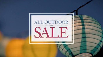 Pier 1 Imports Memorial Day Sale TV Spot, 'Summer in Style'