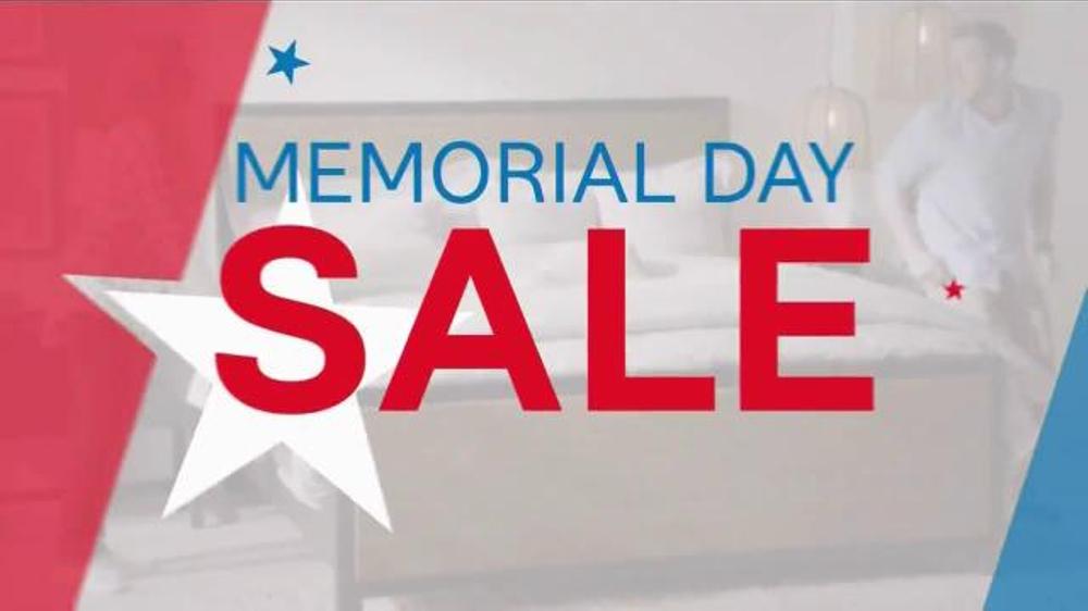Ashley Furniture Homestore Memorial Day Sale TV mercial