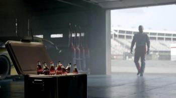 Coca-Cola TV Spot, 'Retirement Party' Feat. Tony Stewart, Danica Patrick - Thumbnail 2