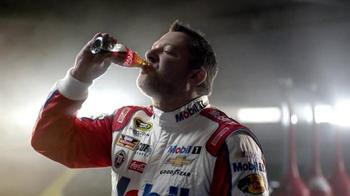 Coca-Cola TV Spot, 'Retirement Party' Feat. Tony Stewart, Danica Patrick - Thumbnail 6