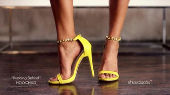 Shoedazzle.com Memorial Day Sale TV Spot, 'Up Close' Song by HOLYCHILD