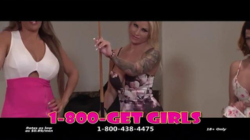 1-800-GET-GIRLS TV Spot, 'Take Your Best Shot'