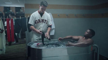 Esurance TV Spot, 'New Digs' Featuring Buster Posey