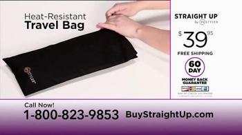 Instyler Straight Up Brush TV Spot, 'Brush Your Hair Straight' - Thumbnail 5