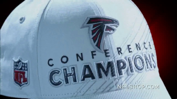 NFL Shop Conference Championship Trophy Collection TV Spot, 'NFC Champions'