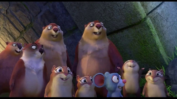 The Nut Job 2: Nutty by Nature - 7422 commercial airings