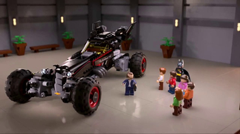 Chevrolet: All-New LEGO Batmobile From Chevy