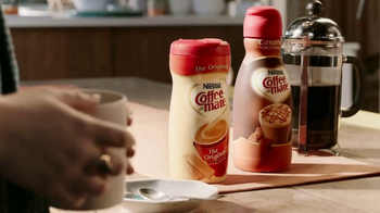 Coffee-Mate TV Spot, 'Stir Up Commitment' [Spanish] - Thumbnail 4