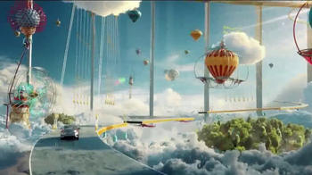 2017 Honda Civic TV Spot, 'The Dreamer: Fantasy' Song by Empire of the Sun