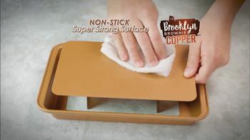 Brooklyn Brownie Copper TV Spot, 'Super Surface'