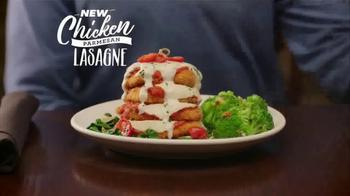 Carrabba's Grill Chicken Parmesan Lasagne TV Spot, 'A New Twist'