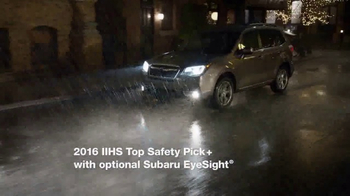 2017 Subaru Forester TV Spot, 'Peace of Mind'
