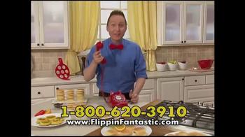 Flippin' Fantastic TV Spot, 'Perfect Pancakes' Featuring Jeremy Rabe - Thumbnail 10