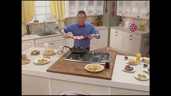 Flippin' Fantastic TV Spot, 'Perfect Pancakes' Featuring Jeremy Rabe - Thumbnail 2