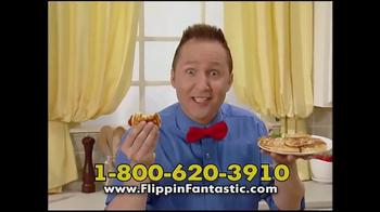 Flippin' Fantastic TV Spot, 'Perfect Pancakes' Featuring Jeremy Rabe - Thumbnail 7