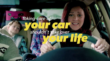 Meineke Car Care Centers Basic Oil Change TV Spot, 'Staycation'